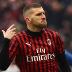 Milan Andalkan Ante Rebic Saat Lawan Roma
