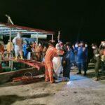 Kapal China Selamatkan Enam Kru KM Sidik di Laut Natuna