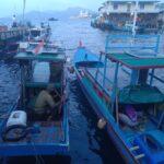 Waspada Gelombang Tinggi, Sejumlah Nelayan Anambas Tak Melaut