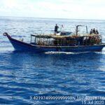Kapal Pompong Midai Akhirnya Ditemukan Selamat