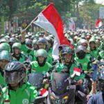 Besok di Makassar Ribuan Driver Online Geruduk Kantor Gojek