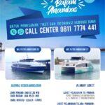 Ini Jadwal Keberangkatan Kapal Mewah ke Anambas