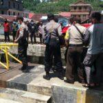 Kecelakaan Tunggal, Anggota Polisi Tewas