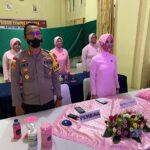 Bhayangkari Cabang Natuna Peringati HKGB Ke-68 Secara Virtual