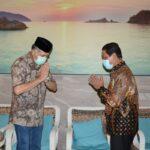 Silaturrahmi Dengan Plt Gubernur Aceh, Isdianto Semakin Bersemangat Hadapi Pilgub Kepri 2020