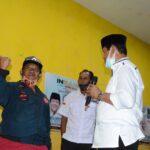 Kunjungi Sambau, Jalan dan Sekolah Jadi Catatan Isdianto