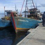 Mengejutkan DWF Indonesia Mencatat 31 Kapal Asing Curi Ikan di Laut Natuna Utara