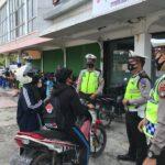 Operasi Yustisi, 44 Orang Terjaring Razia di Jalan Pramuka Ranai