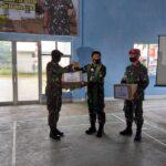Pangkogabwilhan 1 Kunjungi Perbatasan Indonesia-Malaysia Pantau Situasi Terkini