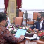 Presiden Jokowi Terima IHPS dan LHP Semester I Tahun 2020 dari BPK