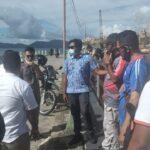 Turun Kelapangan PPNS Kepri Respon Kasus Menimpa Pekerja Kontruksi di Anambas