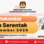 Sosialisasi Pilkada Kepulauan Anambas 2020