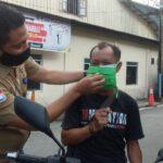 Cegah Covid-19, Ribuan Masker Dibagikan ke Masyarakat Anambas