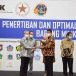 Gubernur Kepri Isdianto Teken MoU Dengan KPK Terkait Aset Negara