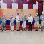 KPU Tetapkan Pasangan Wan Siswandi-Rodhial Huda Bupati dan Wakil Bupati Natuna Terpilih