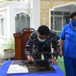 Alhamdulilah, Brigjen TNI Andi Rukman Resmikan Mushola Nurul Bahari