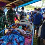 Batalyon Kesehatan TNI Rawat Korban Gempa Sulbar, Wujud Kasih Untuk Rakyat Dari Patriot Bangsa