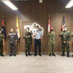 Delegasi Indonesia Letnan Kolonel Inf Henru Hidayat Susanto Percaya Ketua CTIF di Singapura