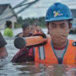 Cuaca Ekstrem, PLN Bertindak Cepat Pulihkan Pasokan Listrik di Manado 208 Gardu Distribusi Berhasil Dinyalakan