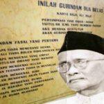 Gurindam Warisan Nasihat dari Pulau Penyengat Tanjung Pinang