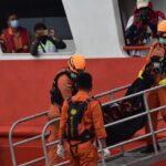 Rigid Inflatable Boat Basarnas Evakuasi 21 Kantong