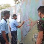 Lanud RSA Natuna Ciptakan Hidup Bersih dan Sehat Untuk Cegah Covid-19