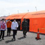 Presiden RI Joko Widodo: Apresiasi Tim SAR Gabungan Dalam Proses Pencarian Sriwijaya SJ-182