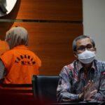 KPK Tetapkan dan Tahan Komisaris Utama PT. AIP Korupsi Citra Satelit Resolusi Tinggi