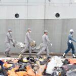 KRI Rigel Hari ke Sepuluh Bersama Tim SAR Evakuasi Lima Kantong