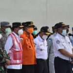 Kabasarnas Marsdya TNI (Purn) Bagus Puruhito Resmi Tutup Operasi SAR SJ-182