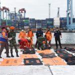 Tambah 18 Kantong, Bakamla 2, RIB Basarnas 16 Titik Jatuh Pesawat Sriwijaya Sj-182