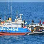 TNI AL Tangkap Kapal Ikan Asing 70 GT Berbendera Taiwan di Laut Natuna Utara