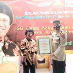 Kapolres Asahan Nugroho DK Raih Penghargaan Kak Seto Award dan Polis Award 2020