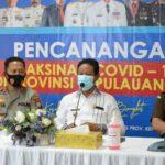 Sukseskan Vaksinasi COVID-19, Gubernur Kepri Isdianto Minta Seluruh Pegawai Di Vaksin