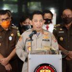 Komjen Pol Listyo Sigit Prabowo Sebagai Kapolri Baru Pilihan Joko Widodo