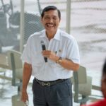 Luhut Pandjaitan Resmi Pimpin PASI, Terus Semangat Ukir Prestasi Para Atlet Untuk Indonesia
