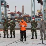 Direktur Operasi Brigjen TNI (Mar) Rasman MS: Operasi SAR Tambah 1 Material Pesawat Hari Ke 12
