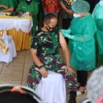 Pangdam XVII Cenderawasih Terima Vaksin Covid-19 Tahap Pertama di Provinsi Papua