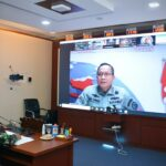 Pangkoarmada I Laksda TNI Abdul Rasyid Sampaikan situasi Terkini Pengaman Maritim Indonesia