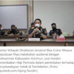 Inilah Sampaikan Bea Cukai Kepulauan Riau Terkait Tuntutan KKSS Batam Soal Tewas Haji Permata
