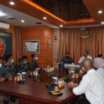 TNI AL Terima Kunjungan Presiden INAMPA