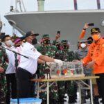 Tim SAR Gabungan Berhasil Temukan FDR Dari Dasar Laut
