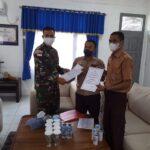 Lanal Ranai Sambut Kunjungan Pramuka Luar Biasa Tuna Rungu Indonesia