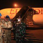 Komandan PMPP TNI Kembali Berangkatkan Kontingen Garuda UNIFIL ke Lebanon