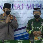 Berwibawa Pakai Peci Hitam, Listyo Sigit Silaturahmi ke Muhammadiyah