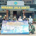 Bahu membahu Bersama Masyarakat Banten TNI AL Salurkan Bantuan Kemanusiaan