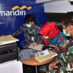 Bintara dan Tamtama Remaja TNI AL Asal Papua Terima Pelajaran Perbankan