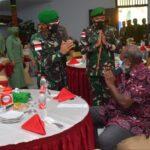 Danrem Brigjen TNI Bangun Nawoko Pimpin Acara Tradisi Korps danSertijab Dandim