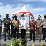 Ujung Masa Jabatan Gubernur Kepri Isdianto Resmikan Kawasan Pesisir Pantai Gurindam