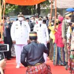 Gubernur Nurdin Abdullah Melantik Pasangan Chaidir Syam – Suhartina Bohari Bupati Dan Wakil Bupati Maros